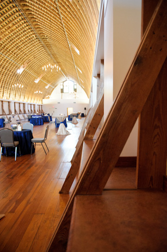 WinMock at Kinderton - Ribbon Cutting and Sneak Peek Celebration - Barn Loft Ballroom