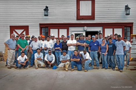 WinMock Renovation Crew