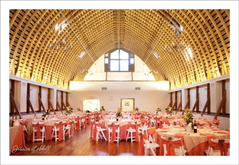 Winston Salem NC Rehearsal Dinner Wedding Venue