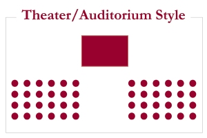 Theater - Auditorium Style